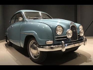 Saab 96 Deluxe '62